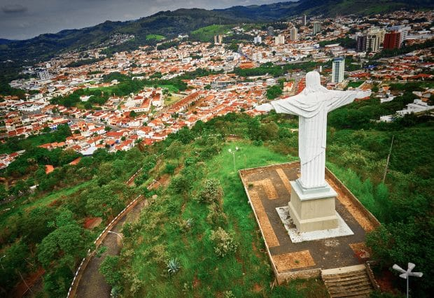 Amparo é uma bonita cidade do interior de SP para conhecer