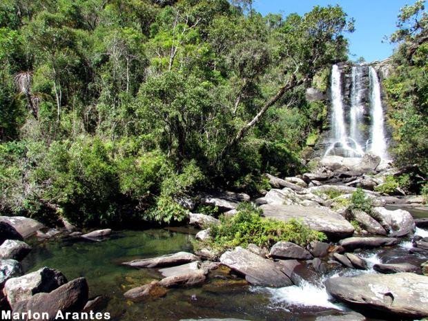 Aiuruoca tem lindas cachoeiras no interior de MG perto de São Paulo