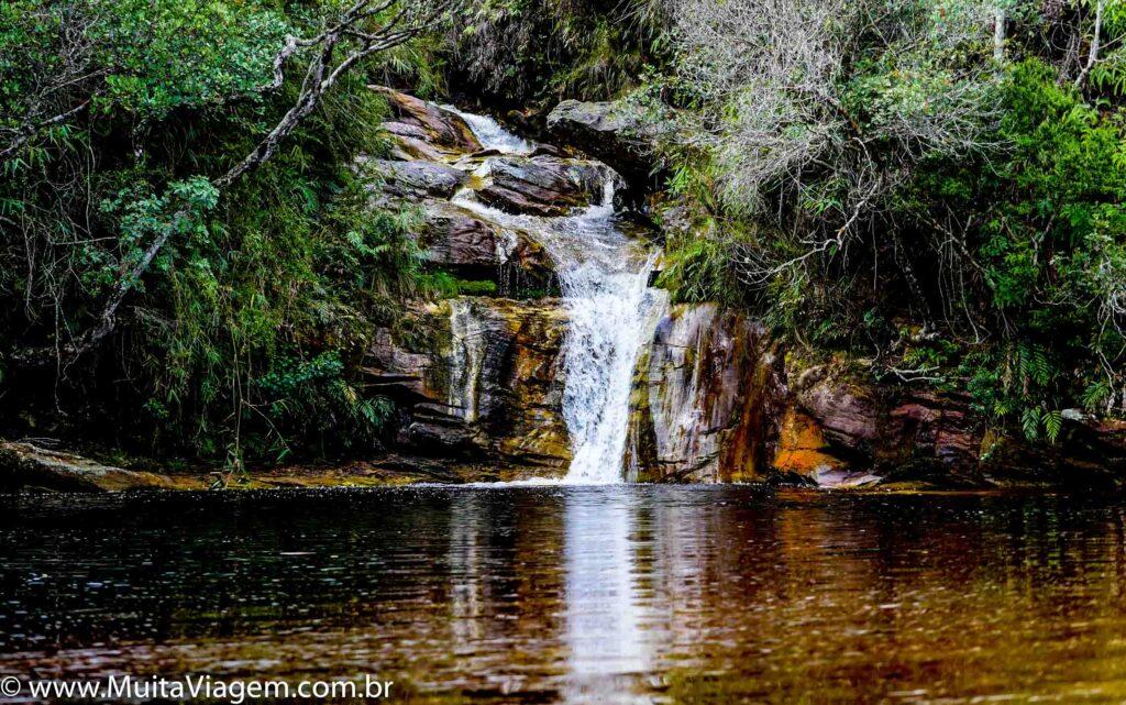 Cachoeira do Espelho MG