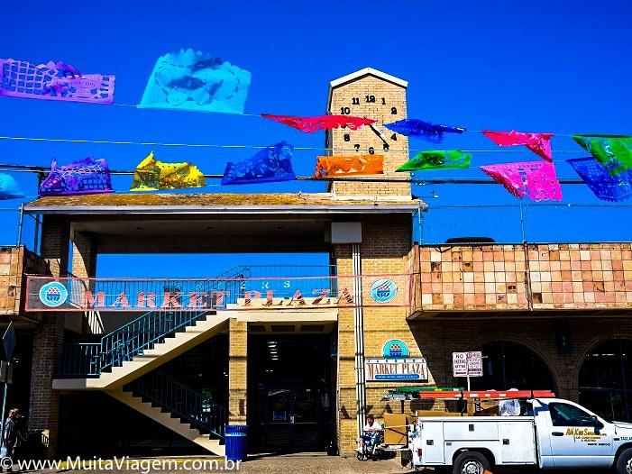 Market Plaza, em San Antonio