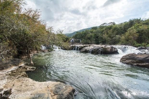 Poços tem para conhecer boas cachoeiras com fácil acesso
