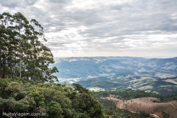 Não deixe de conhecer em Poços de Caldas a Serra São Domingos