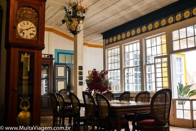 decoração colonial