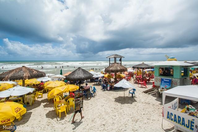 A Praia dos Milionários é um dos melhores lugares para encontrar pousadas e hotéis em Ilhéus