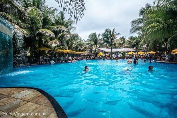 A praia do Futuro é um dos melhores lugares de Fortaleza para aproveitar as férias com a família