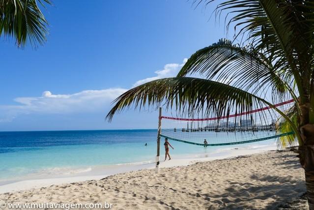 As 16 melhores praias de Cancún, no México