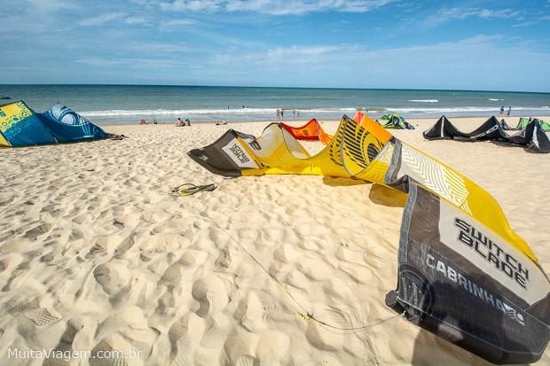 Cumbuco é uma das melhores praias perto de Fortaleza