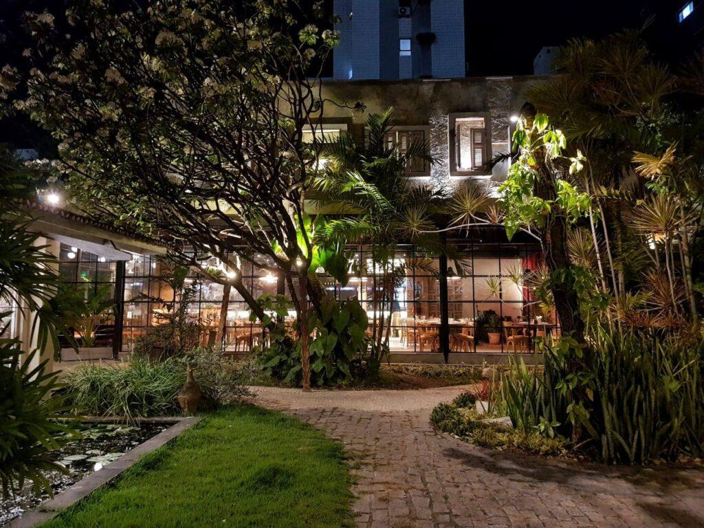 O Giz é um bom lugar para ir à noite de casal em Fortaleza