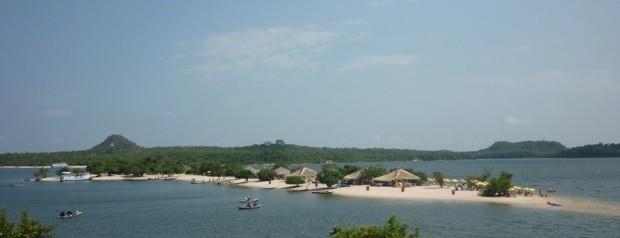 Alter do Chão é um dos inúmeros destinos de ecoturismo na Amazônia