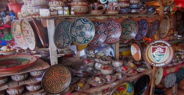 cerâmicas indígenas de Icoaraci