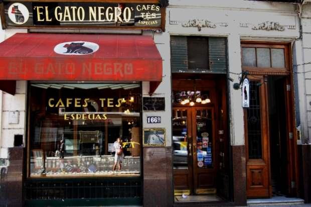 O café é um dos mais tradicionais de Buenos Aires