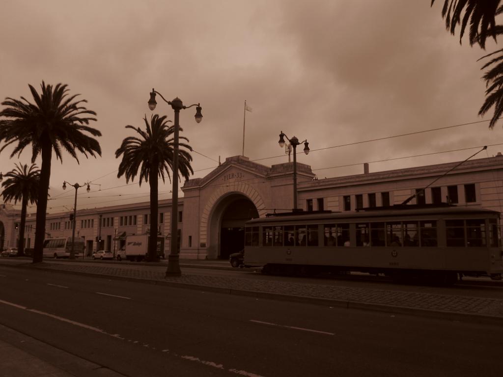 Pier33 - Embarcadero de São Francisco