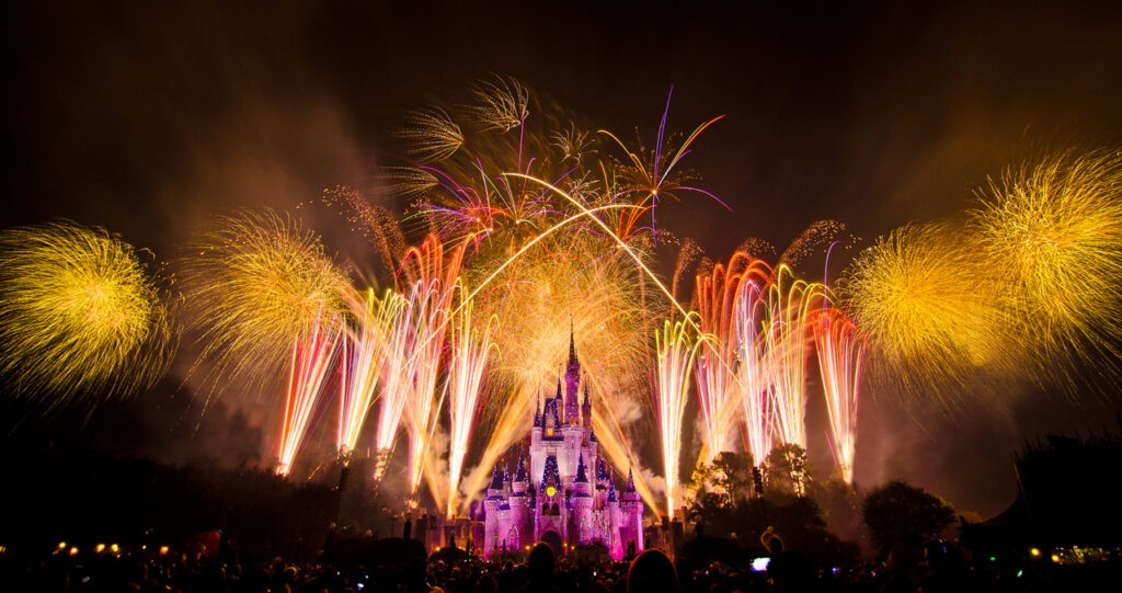 Ano Novo 2018 na Disney
