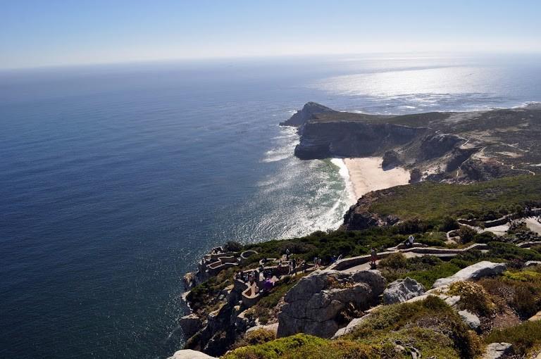 Farol do Cabo da Boa Esperança, na África do Sul