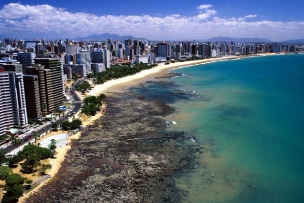 Fortaleza tem uma das das festas de Ano Novo mais famosas do Brasil
