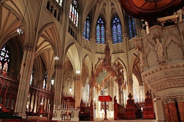 St-Patrick-Cathedral-nova-york
