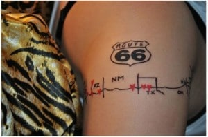 tatuagem feminina 2018