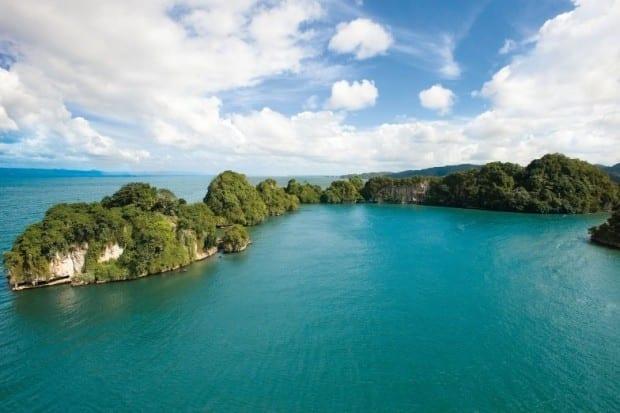 Los Haitases, uma das atrações do país no Caribe