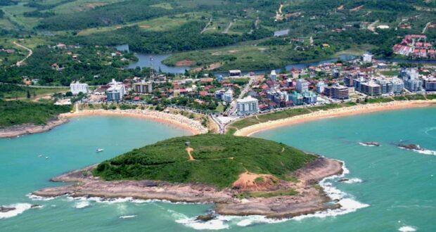Melhores praias do esp rito santo viagem em guarapari es for Camping cerca de vitoria