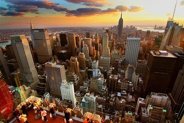 hotel nova york onde ficar