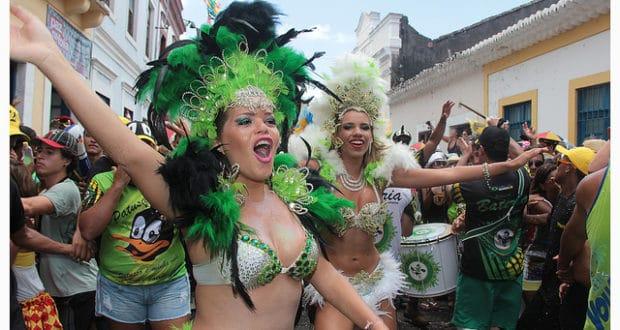 Olinda é um destino tradicional para viagem de Carnaval em 2020