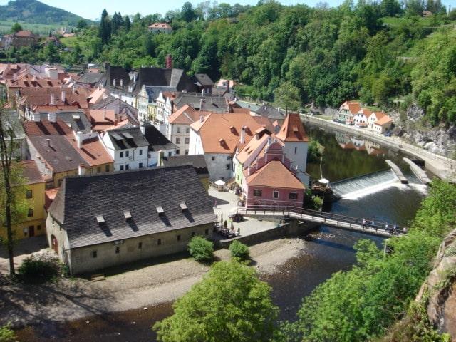 A República Tcheca é o melhor país para conhecer vilas medievais