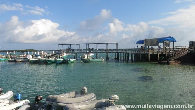 No roteiro econômico de uma semana em Galápagos, você vai passar muitas vezes pelos portos...