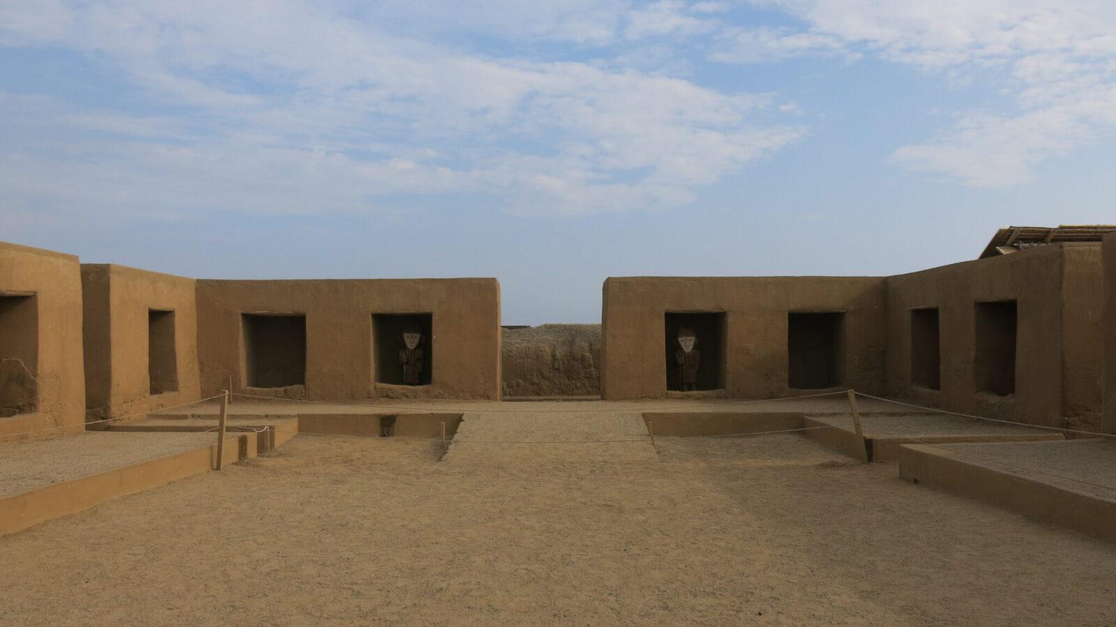 Chan Chan, a maior cidade de argila do mundo antigo