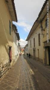 Vale a pena se perder nas ruazinhas de San Blas