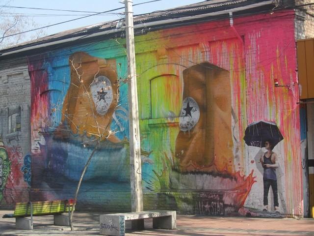 grafite-pio-nono-santiago