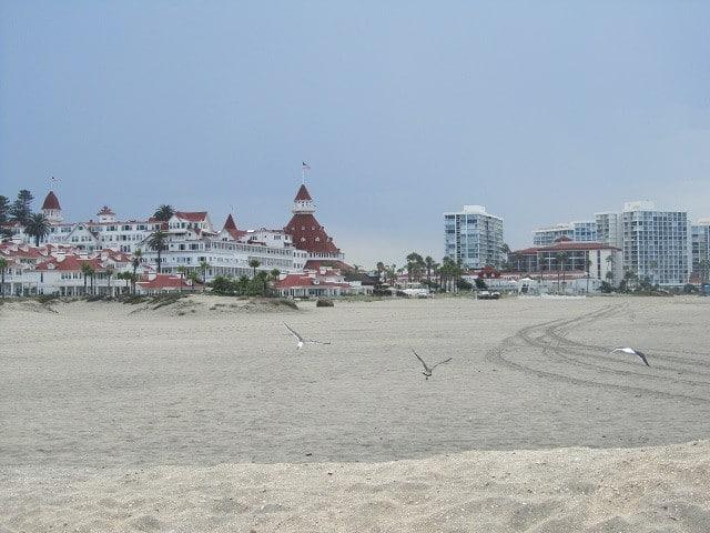 hotel-coronado-praia-san-diego
