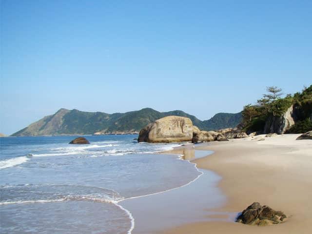 Praia de Abricó - foto - Divulgação