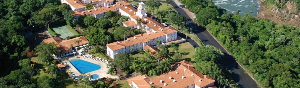 O Belmond em Foz do Iguaçu fica dentro do parque - foto: Divulgação