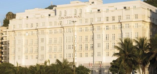 hotel luxo rio de janeiro