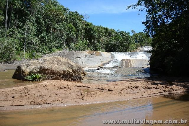 Praia de rio no Hotel Fazenda Parque dos Sonhos