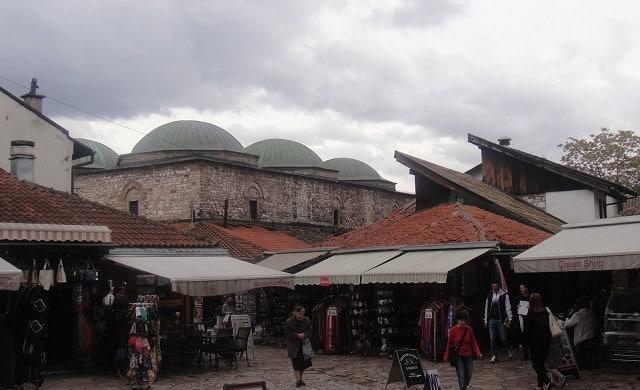 Praça Brusa Bezistan