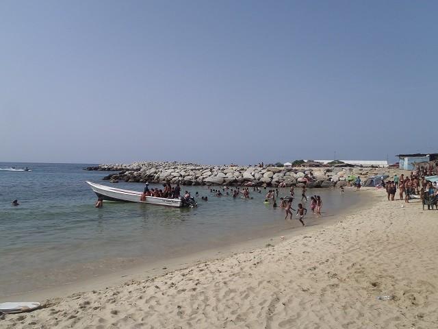 praia caracas