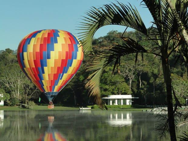 São Lourenço é um dos destinos com melhores pousadas e hotéis no sul de MInas