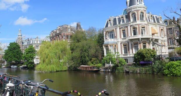 Viagem para Holanda