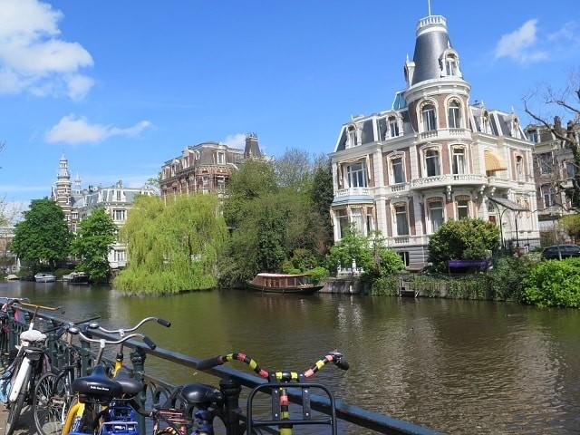 Dica de lugar onde ficar em Amsterdam