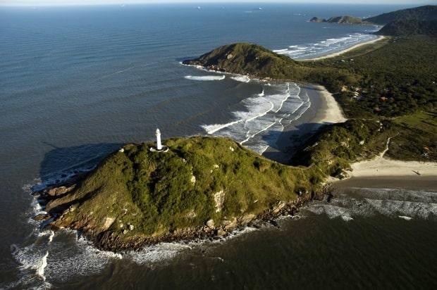 Ilha do Mel - Farol das Conchas - Foto: Divulgação