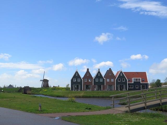 Cartão postal Holanda