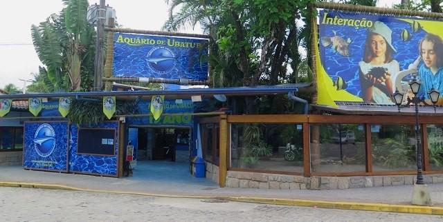 Aquario de Ubatuba