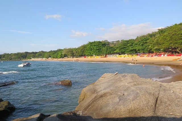 Praia do Curral - Ilhabela