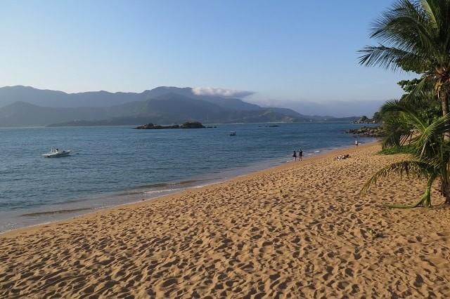 Praia Grande - Ilhabela SP