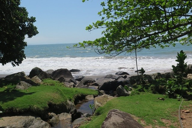 Praia de Pacuíba - Ilhabela