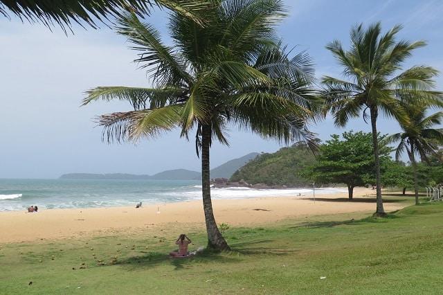 Melhor Praia de Ubatuba