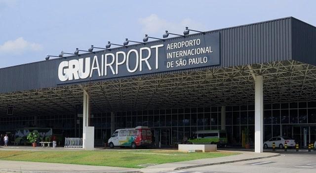 Terminal 4 do aeroporto