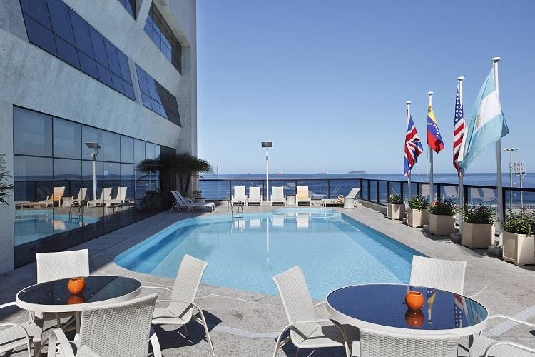 Windsor Atlantica Hotel – Rio de Janeiro – RJ