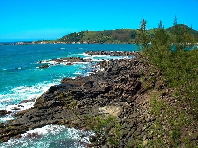 Garopaba é uma das praias mais bonitas de Santa Catarina.